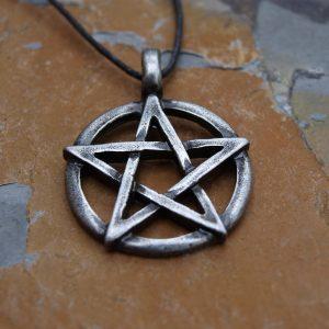 bílá magie, pentagram